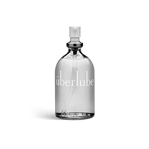 Überlube Luxury Silicone Based Lubricant, 50 ml Piece Uberlube