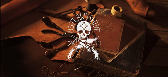 The online home of Letherwerks and Outlaws Hide