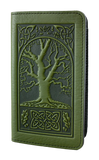 Oberon Celtic Oak Smartphone Wallet in Fern