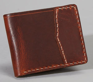 Coronado Leather Americana Billfold