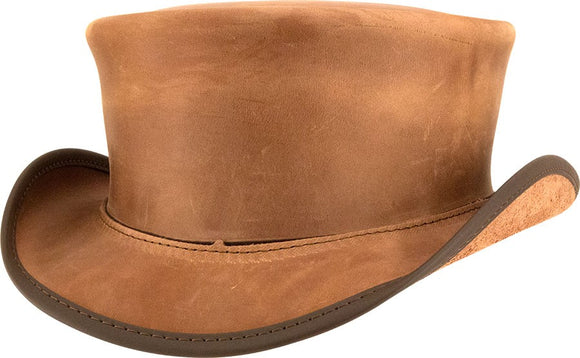 Head'n Home Hat Marlow Unbanded in Pecan