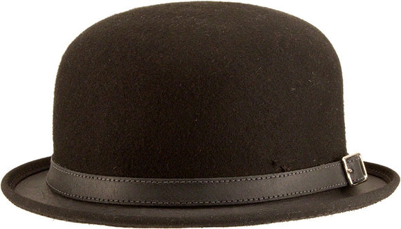 Head'n Home Hat Chaplin Bowler Hat