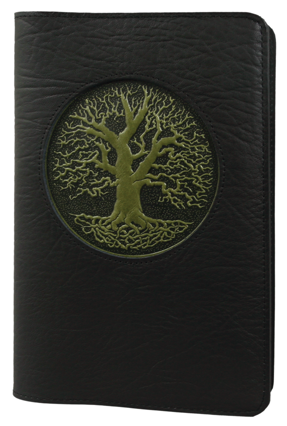 Oberon Tree of Life Icon Refillable Journal Cover