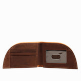 Rogue Industries Oak Tan Rogue Wallet Interior