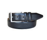 Lejon The Beveled Edge Belt in Black