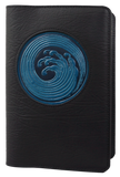 Oberon Enso Wave Icon Refillable Journal Cover