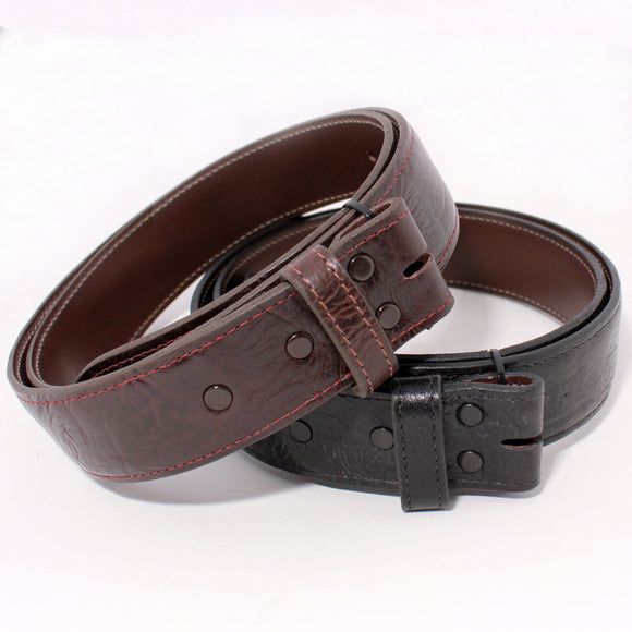 Chacon Bullhide Straight Belt
