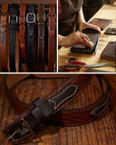 Coronado Leather Belt Collection