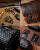Coronado Leather Bison Collection