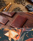 Coronado Leather Horween Horsehide Collection