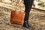 Rogue Industries Fore Street Tote in Copper