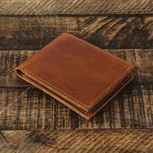 Rogue Industries Heritage Wallet in Heritage Brown