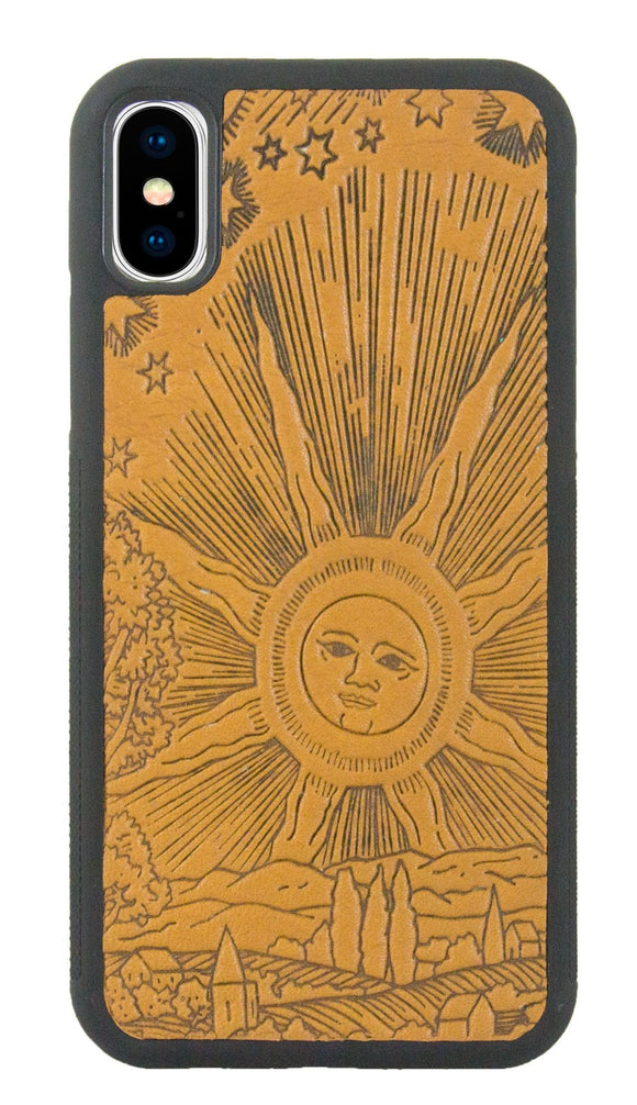 Oberon Roof of Heaven iPhone Case in Marigold
