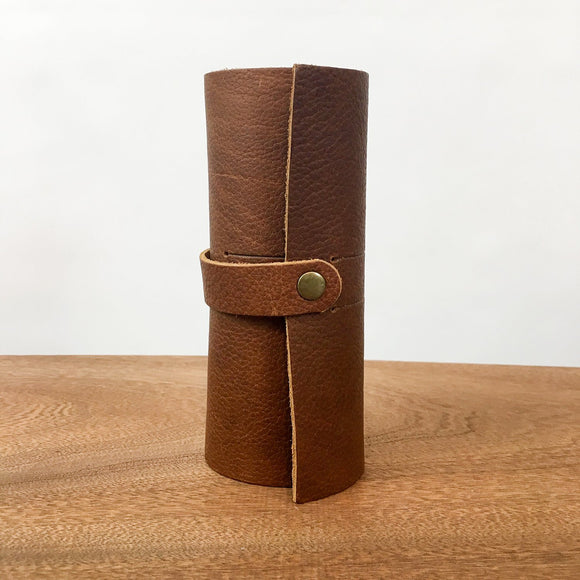 Rogue Industries Leather Charger Roll Up