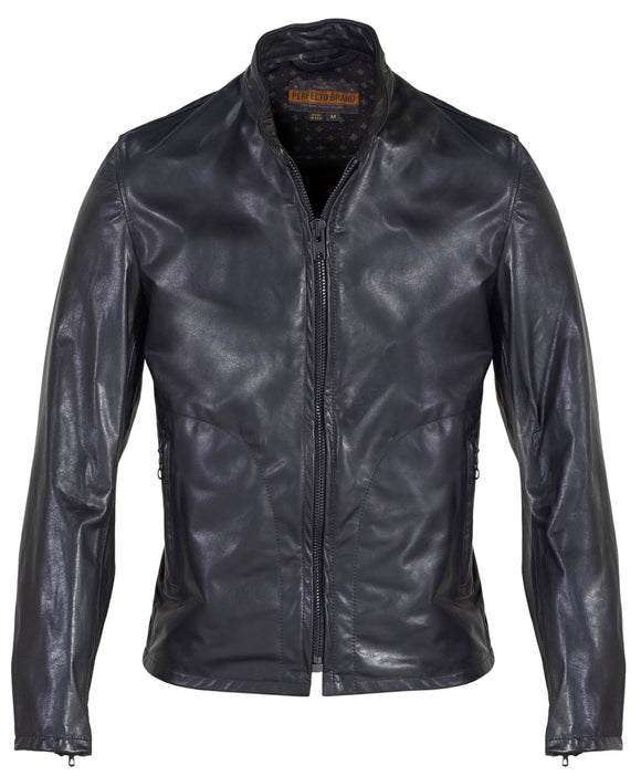 Mission - Men's Leather Jacket