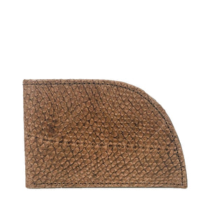Rogue Industries Salmon Rogue Wallet in Light Brown