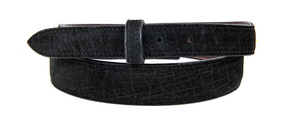 Chacon Hippopotamus Straight Belt