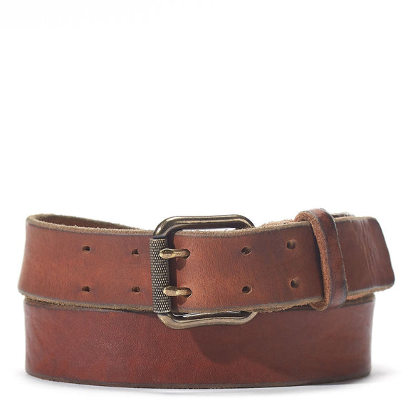Coronado Leather Vintage Stone-Washed Belt #510