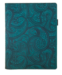 Oberon Paisley Composition Notebook Cover
