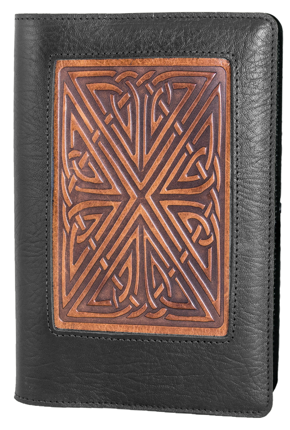 Oberon Celtic Icon Refillable Journal Cover