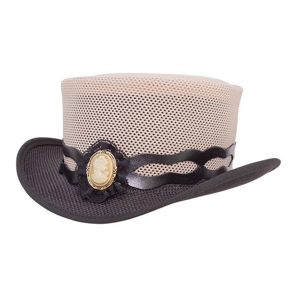 Head'n Home Hat Antoinette Mesh Top Hat