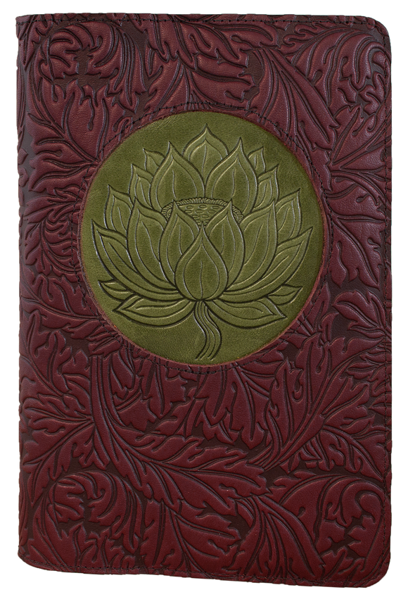 Oberon Floating Lotus Luxe Icon Journal Cover