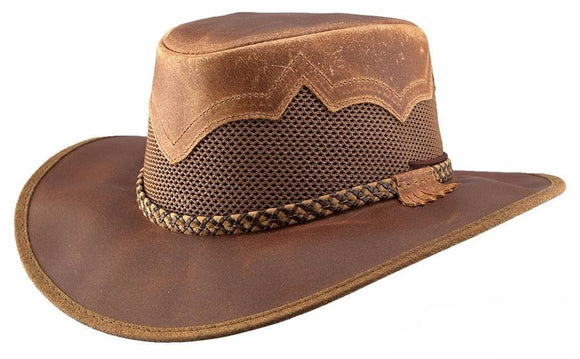 Head'n Home Hat Sirocco Sun Hat in Copper
