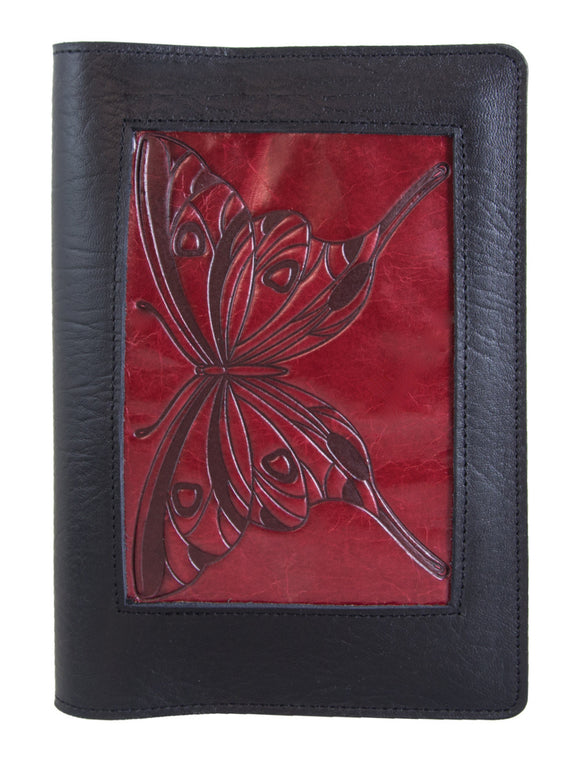 Oberon Deco Butterfly Icon Refillable Journal Cover