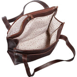 Ropin West Magnetic Closure Tote Interior