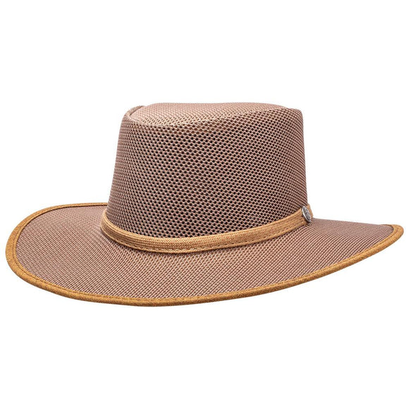 Head'n Home Hat Cabana Mesh Sun Hat in Beaver