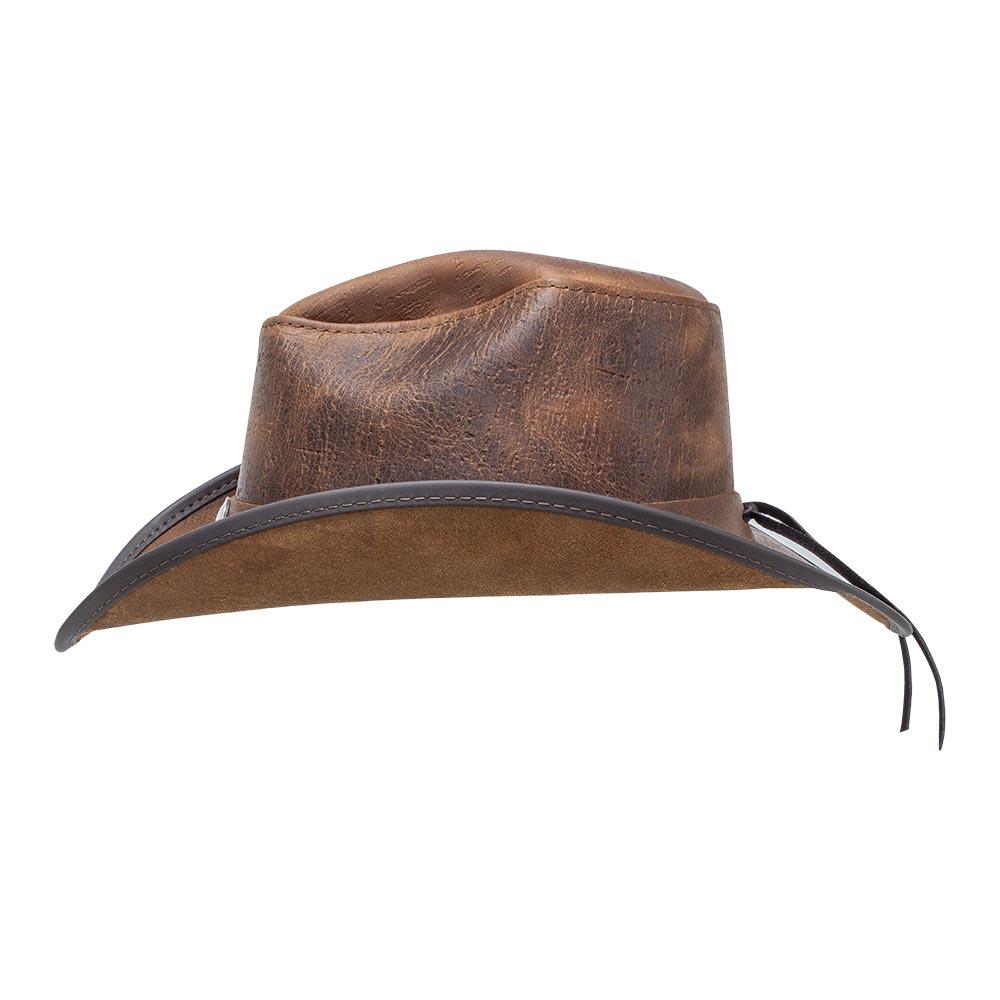 24d578ea90a298 ... Head'n Home Hat Cyclone Cowboy Hat in Cobblestone with Buffalo ...