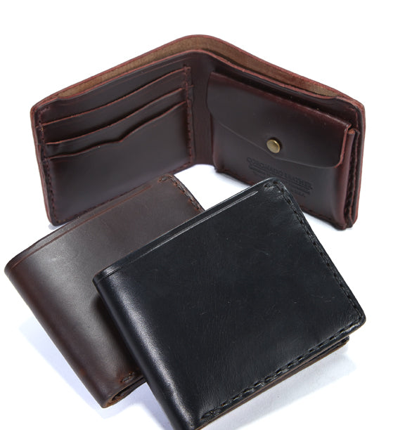 Coronado Leather CXL Horsehide Wallet #44