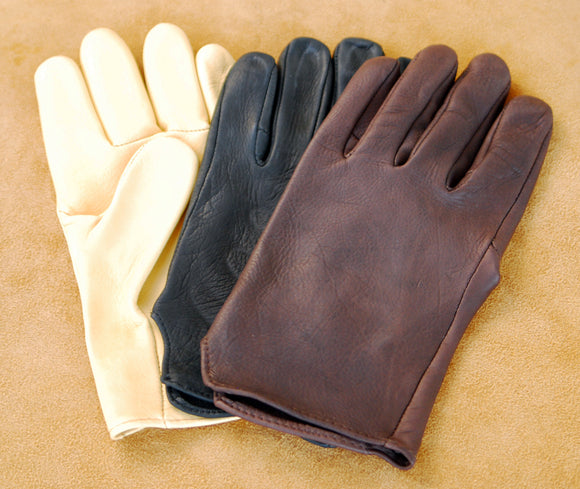 Geier Deerskin Unlined Semi-Dress Gloves