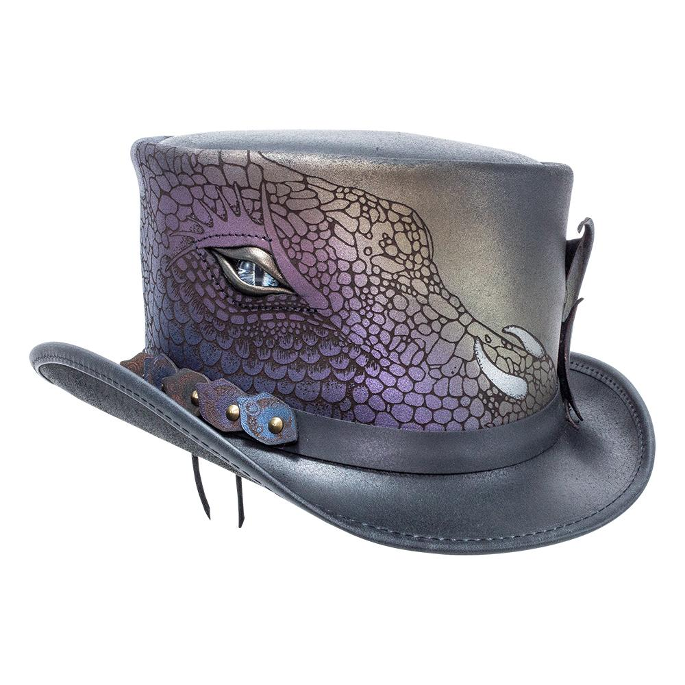 3309e1bcf Head'n Home Hat Draco – Letherwerks & Outlaws Hide