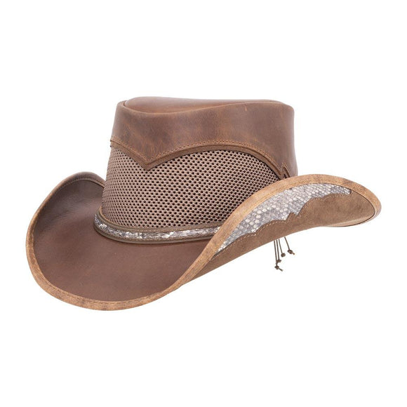 Head'n Home Hat Durban Cowboy Hat in Copper