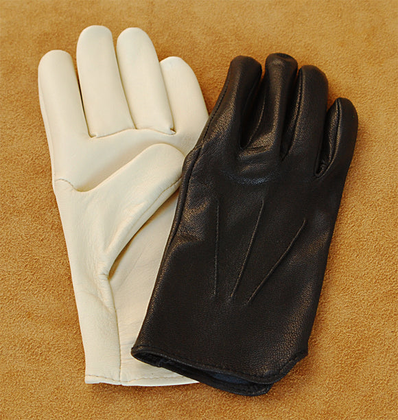 Geier Goatskin Unlined Dress Gloves