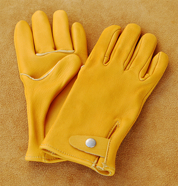 Geier Goatskin Snap Back Gloves