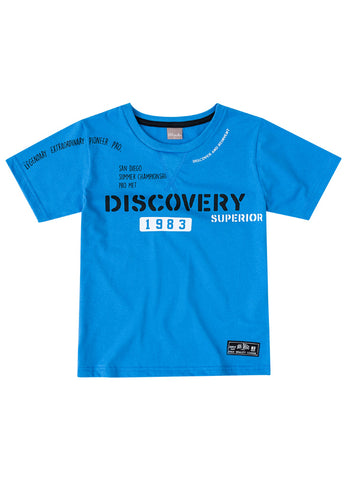 Discovery Tee - Hopscotch and Kite