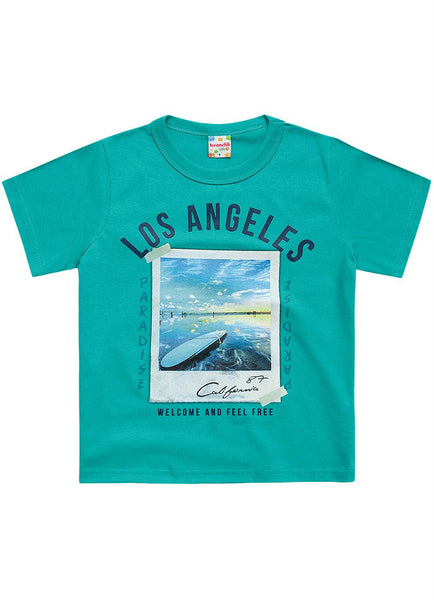 Los Angeles Tee Set - Hopscotch and Kite