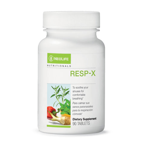 Resp-X, 90 tablets - Soar Like A Dove