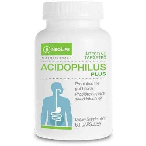 Acidophilus Plus 60 Capsules