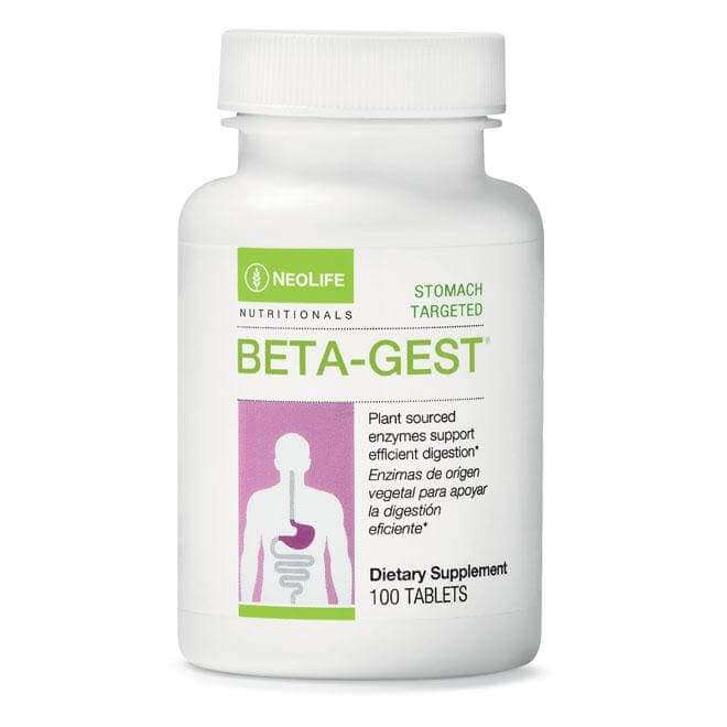 Beta-Gest Digestive Aid 100 Tablets