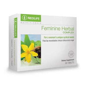 Feminine Herbal Complex, 60 tablets - Soar Like A Dove