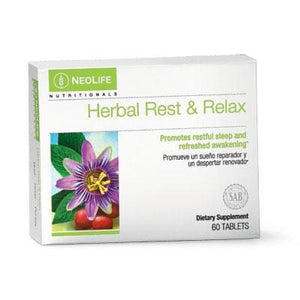 Herbal Rest & Relax 60 Tablets