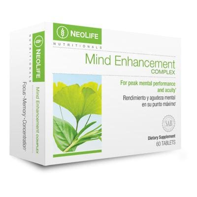Mind Enhancement Complex 60 Tablets