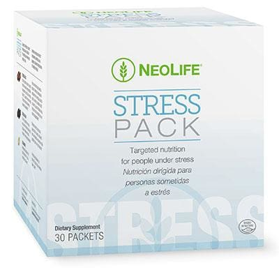 Stress Pack 30 Packets
