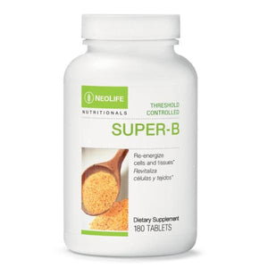 Vitamin B Super-B Threshold Control 180 Tablets