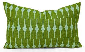 Pillow, Lumbar - Green