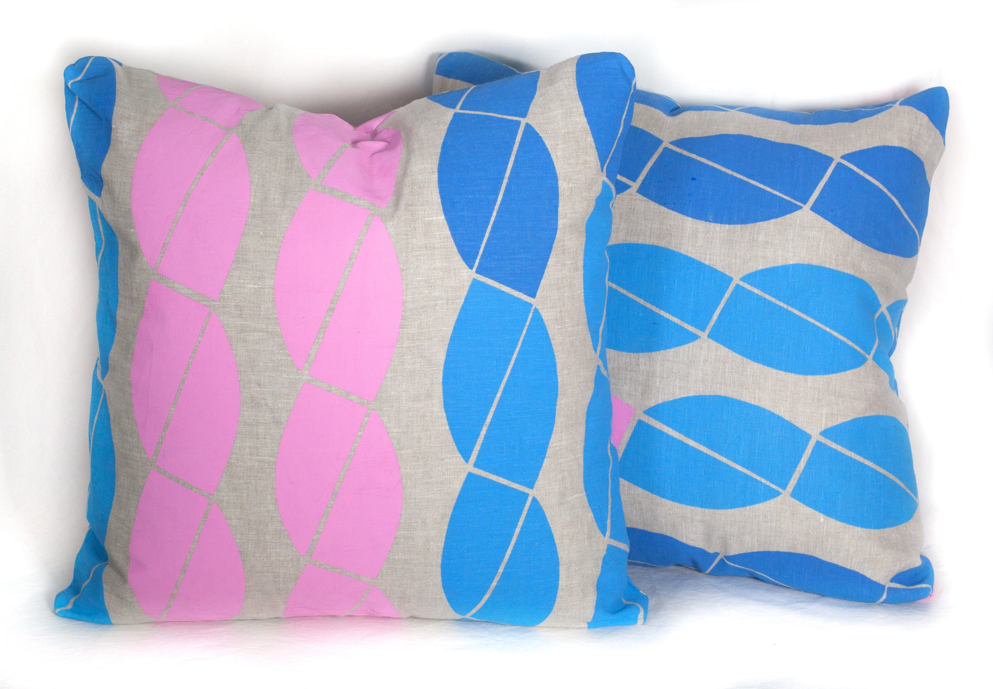 Pillow, Cord Pattern, Square