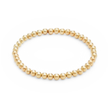 Moon Bracelet (various sizes)-Gold-Large-Phyllis + Rosie